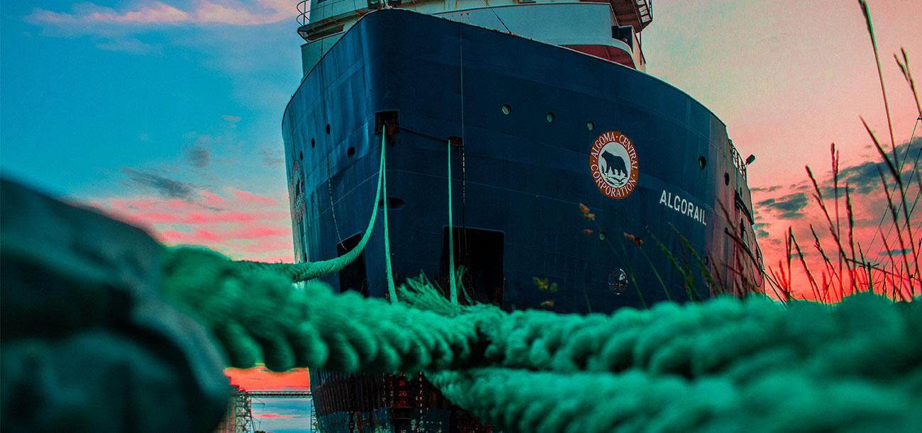 Fortøjning til store fartøjer, færger og tanskskibe - vi har ekspertisen.